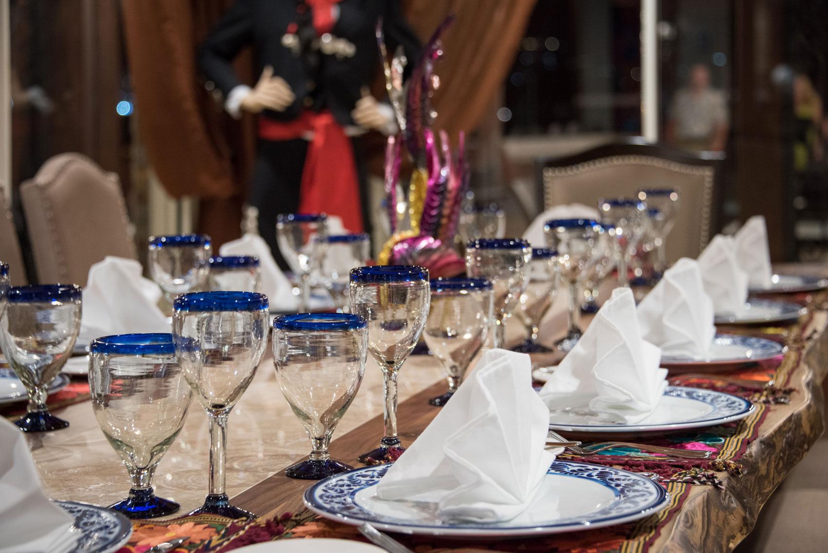 La Patrona's Table